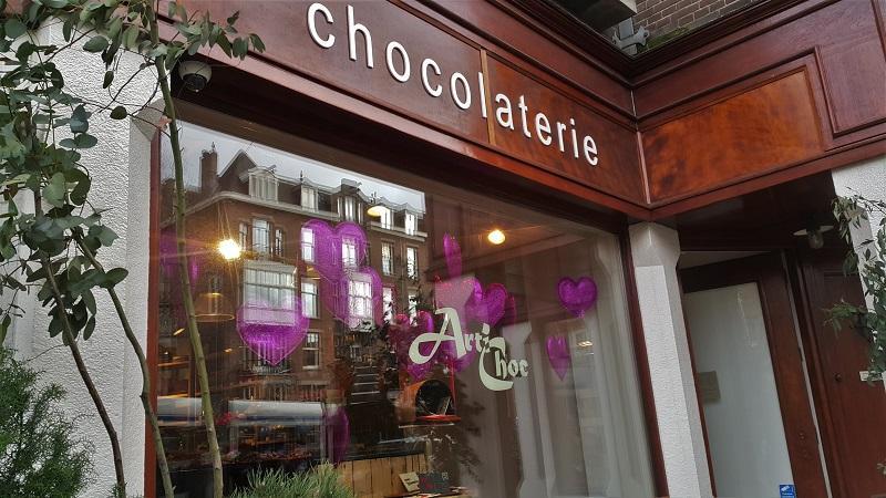 Amsterdam Belgium 602 - 33 Best Amsterdam Chocolate Shops & Destinations