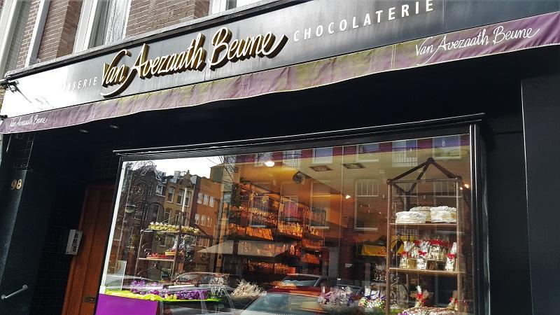 Amsterdam Belgium 608 - 33 Best Amsterdam Chocolate Shops & Destinations