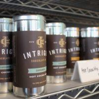 Complete Seattle Chocolate Guide Intrigue hot chocolate