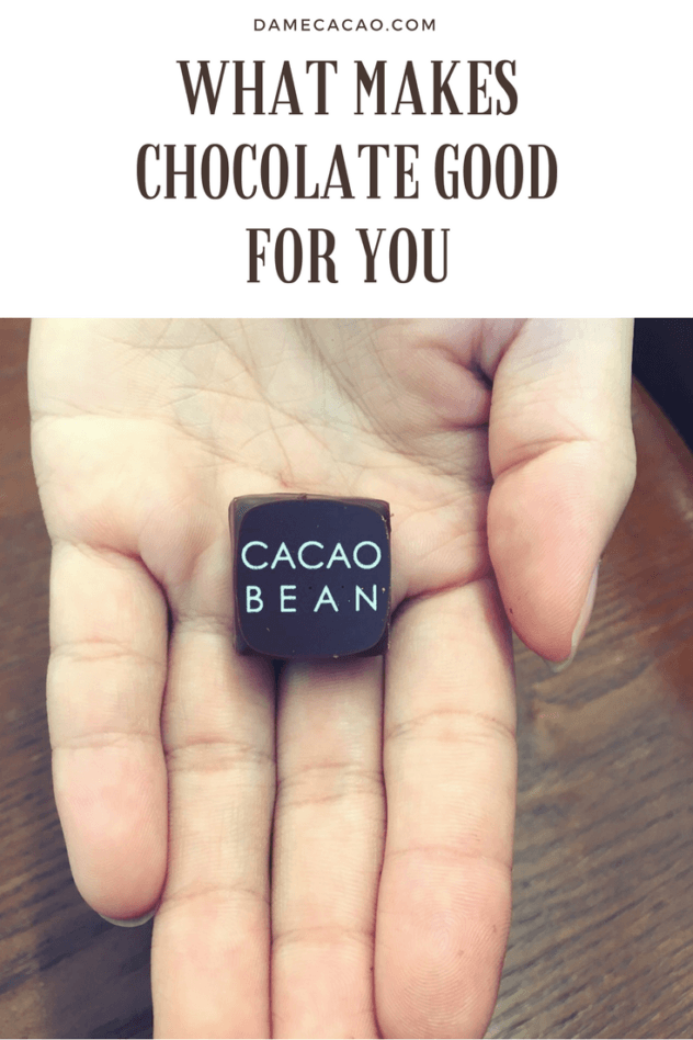 The facts and figures behind the healthiest aspects of chocolate. Do you know what makes cacao such a powerful antioxidant? | #chocolate #health #cacao #cocoa #powder #antioxidant #flavonoid #flavanols #superfood #healthy #vegan #raw #butter #chocolat