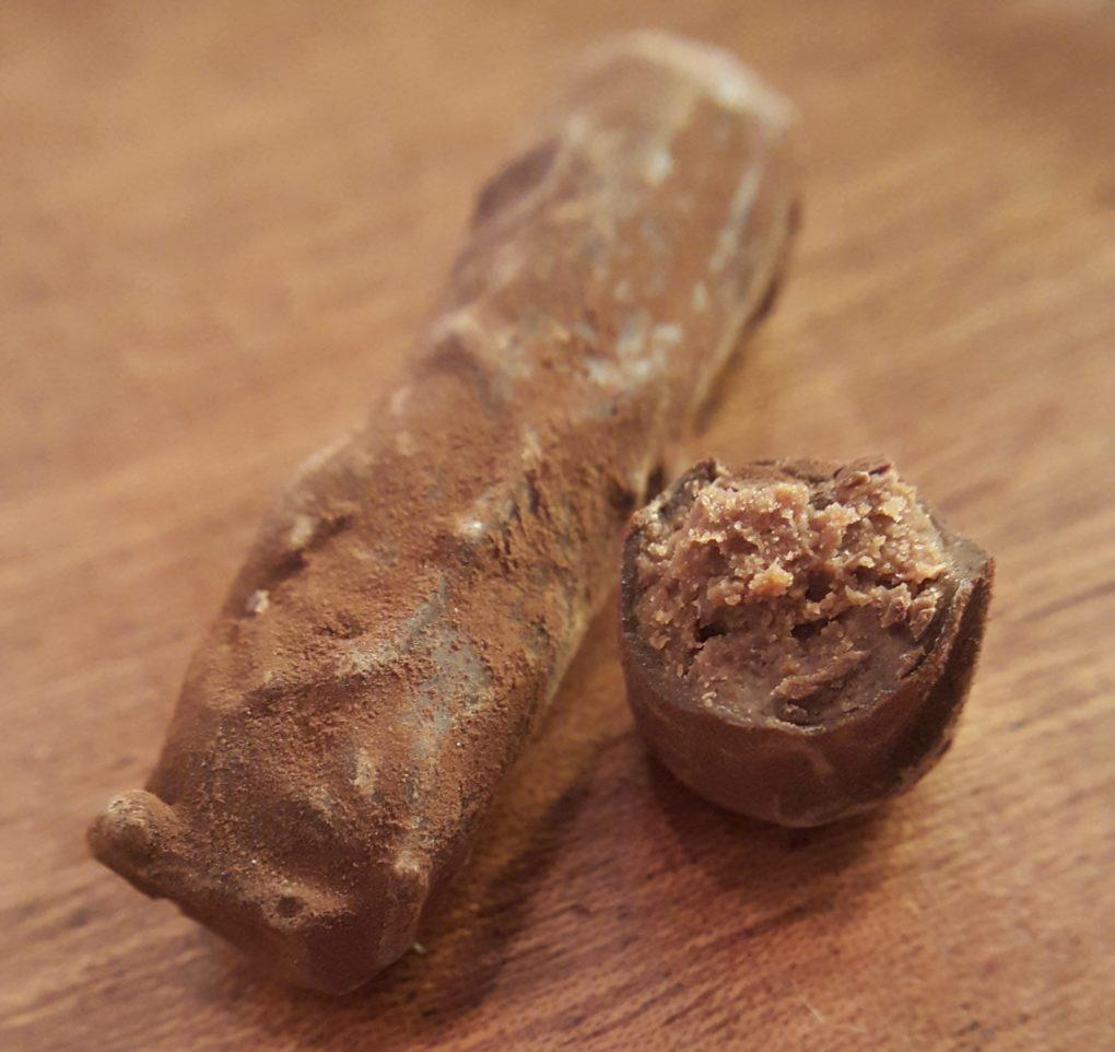 chocolatique seoul hongdae chocolate truffles closeup